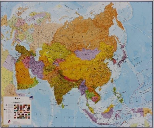 Sentral-Asia: Støtter pastorkoner under press